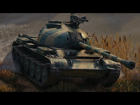 World of Tanks WZ-132A - 5 Kills 7,6K Damage thumbnail