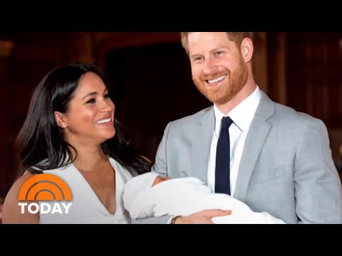 Prince Harry Makes Official Visit To Netherlands After Royal Baby Birth | TODAY