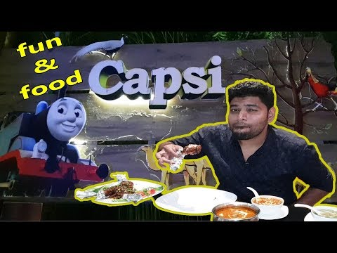 Food & Fun at one place | Capsi Restaurant Tuticorin | Tamil Foodie