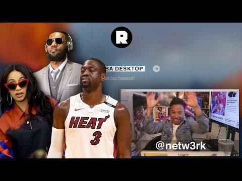Blazers Postmortem, LeBron James, And Desus & Mero | NBA Desktop With Jason Concepcion | The Ringer