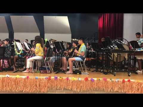 Furiso Westbrook intermediate school beginner band