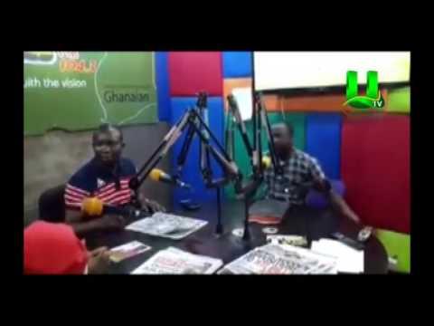 Kwabena Marfo, Kwame Amoh, Odi-Ahenkan and Nana Yaw Kesse Sing Christmas Carol
