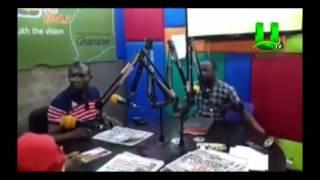 Kwabena Marfo Kwame Amoh Odi-Ahenkan and Nana Yaw Kesse Sing Christmas Carol