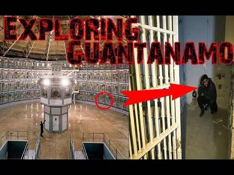 (AMERICA'S MOST HIGH SECURITY PRISON) EXPLORING GUANTANAMO BAY!!