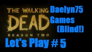 "The Walking Dead Season 2 Ep #5 ""Crossing the Bridge."" (Blind)"