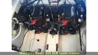 Monterey Boats 315 SCR Sport Cruiser