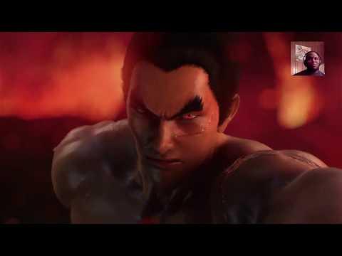 Darkking27 will fight for the title of King of the Iron Fist in Tekken 7 / Boss Rage : Shin Akuma
