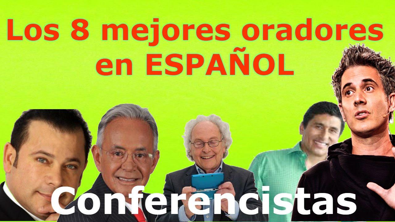 Top Los Mejores Oradores Motivacionales En Español