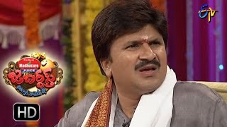 Rocket Raghava Performance | Jabardasth | 6th October2016 | ETV Telugu