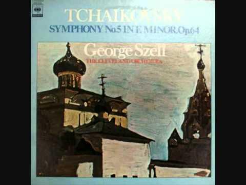Tchaikovsky Symphony No.5 - Szell / Cleveland
