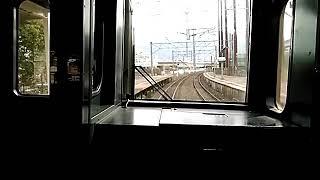 【鹿児島本線】813系枝光~スペースワールド前面展望