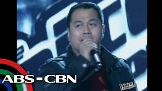 Repeat youtube video Ex-South Border member joins Team Sarah on 'Voice PH'