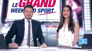 Le best-of du Grand Week-End Sport du samedi 4 mars
