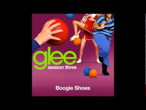Glee - Boogie Shoes (by: Alex Newell from Glee Project)