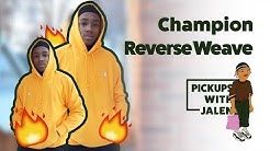 Champion Hoodie Reverse weave!!!: Jalen Grayson