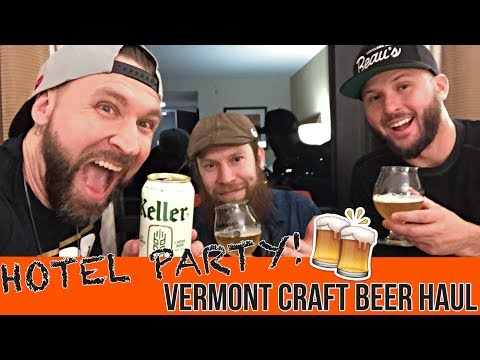 Craft Beer Hotel Party with Jason Dennis (Beverage Warehouse)   Beer & Other Shhh Podcast #47
