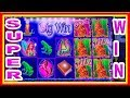 ** QUICK SUPER WIN ON CRYSTAL FOREST SLOT MACHINE ** SLOT LOVER **
