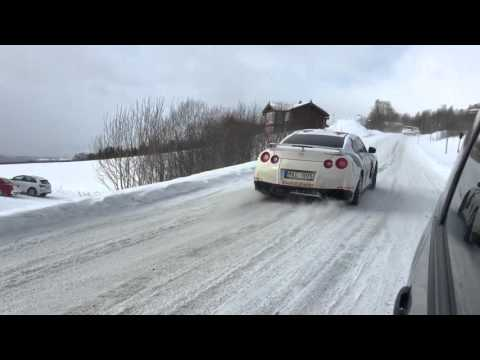 Nissan Skyline GTR.
