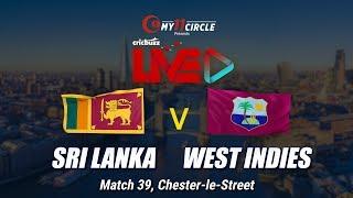 Cricbuzz LIVE: Match 39, Sri Lanka v West Indies, Pre-match show