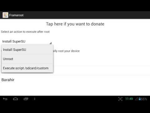 Cum sa va rootati dispozitivul android