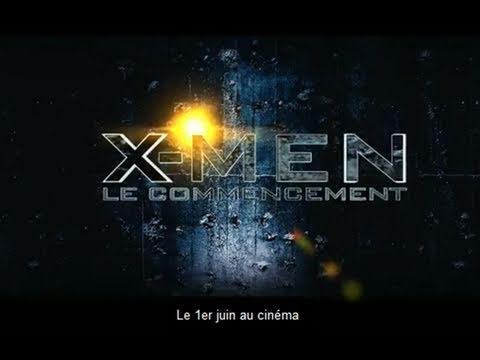 X-MEN: Le Commencement Vost poster