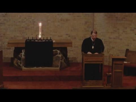 Trinity Lutheran Church Monroe Louisiana Service