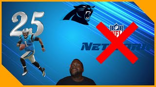 Are The Carolina Panthers Getting Disrespected?! Cam Newton Rated 25th In Players Ranking! LCameraTV