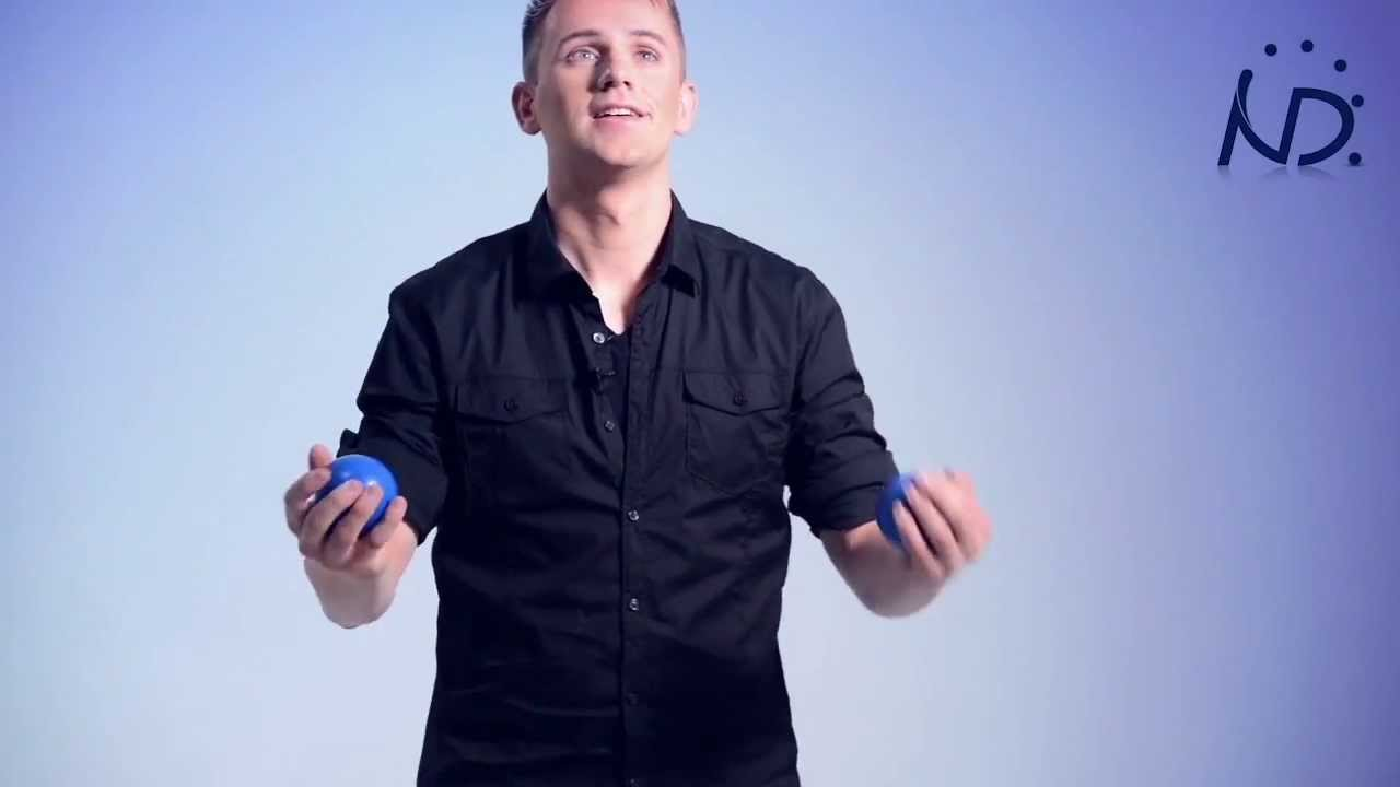 How to learn to juggle 54