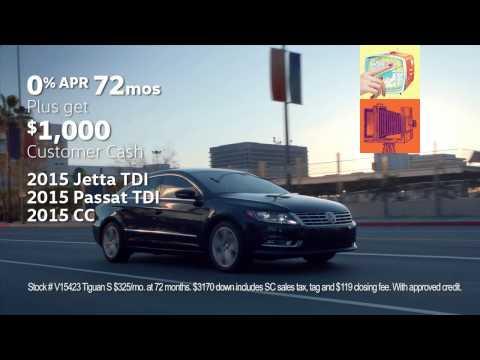 2015 Volkswagen For Sale In Myrtle Beach - East Coast VW
