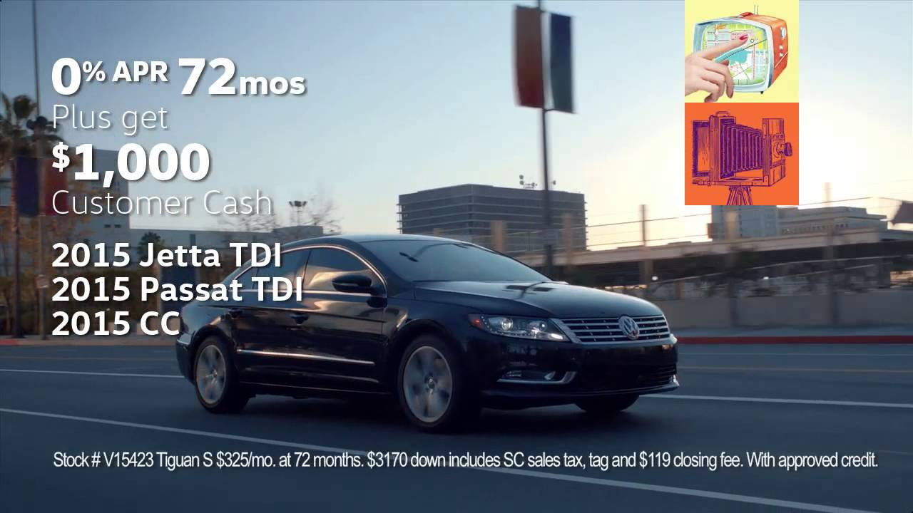 East Coast Vw >> 2015 Volkswagen For Sale In Myrtle Beach East Coast Vw Youtube