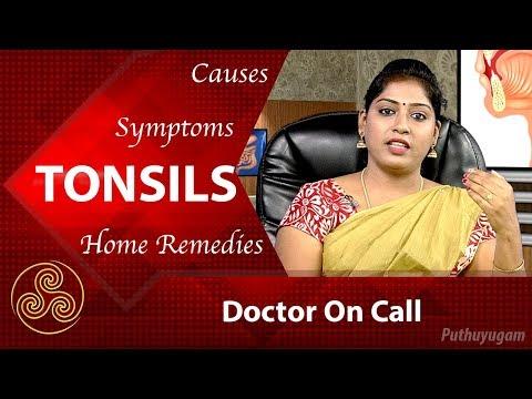 Dr Devi Saravanya explains Tonsillitis: Causes, Symptoms, and Home Remedies | Doctor On Call