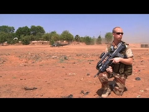 EU troops train Mali soldiers in tackling Islamists