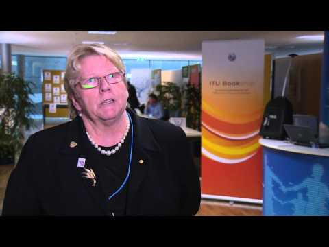 WSIS FORUM 2015 INTERVIEW: Brenda Aynsley, IFIP
