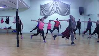 �������� ���� Natural - Imagine Dragons - Pau Peneu Dance Fitness Coreography ������