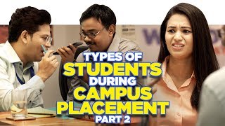 ScoopWhoop: Types Of Students During Campus Placement (Part 2)