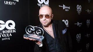 Дмитрий Нагиев получил премию журнала GQ!