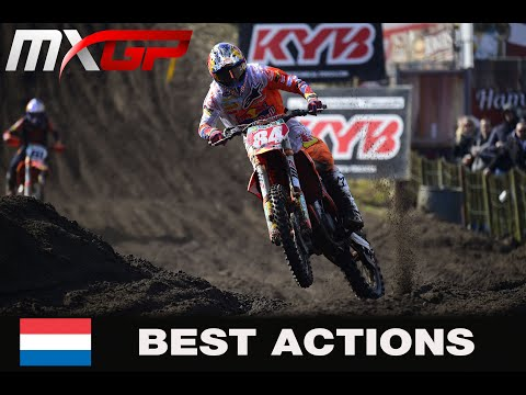 Best Action of the weekend  - MXGP of The Netherlands 2020 #Motocross
