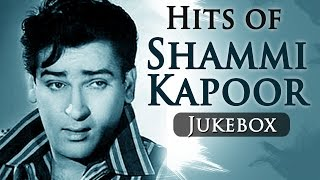 Shammi Kapoor Superhits (HD) - Video Jukebox - Evergreen Romantic Collection
