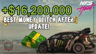 BEST MONEY GLITCH AFTER PATCH 1.6 - need for speed heat money glitch ps4/xbox/pc
