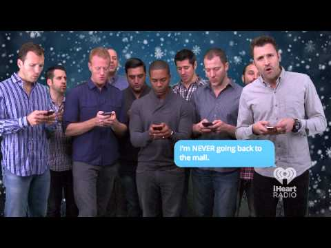 Straight No Chaser Sings Holiday Texts A Capella Style | Christmas Interview