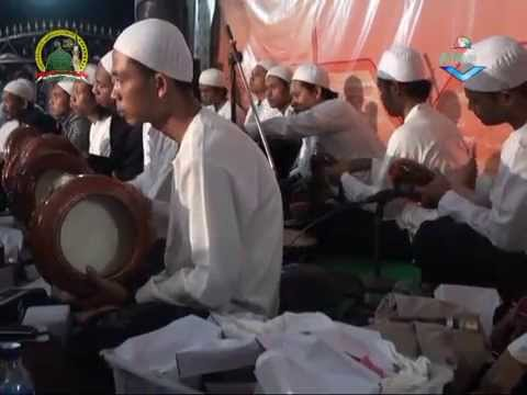 AL - MUQORROBIN - TURI PUTIH live in Masjid Kedunggading - Ringinarum
