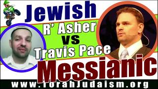 R' Asher vs Travis Pace