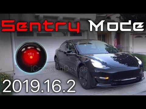 Tesla Model 3 HUGE Sentry Mode Updates & MORE! (V9 2019.16.2 Software Review)