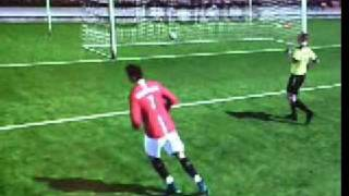 Fifa 09 ps3 tricks tutorial