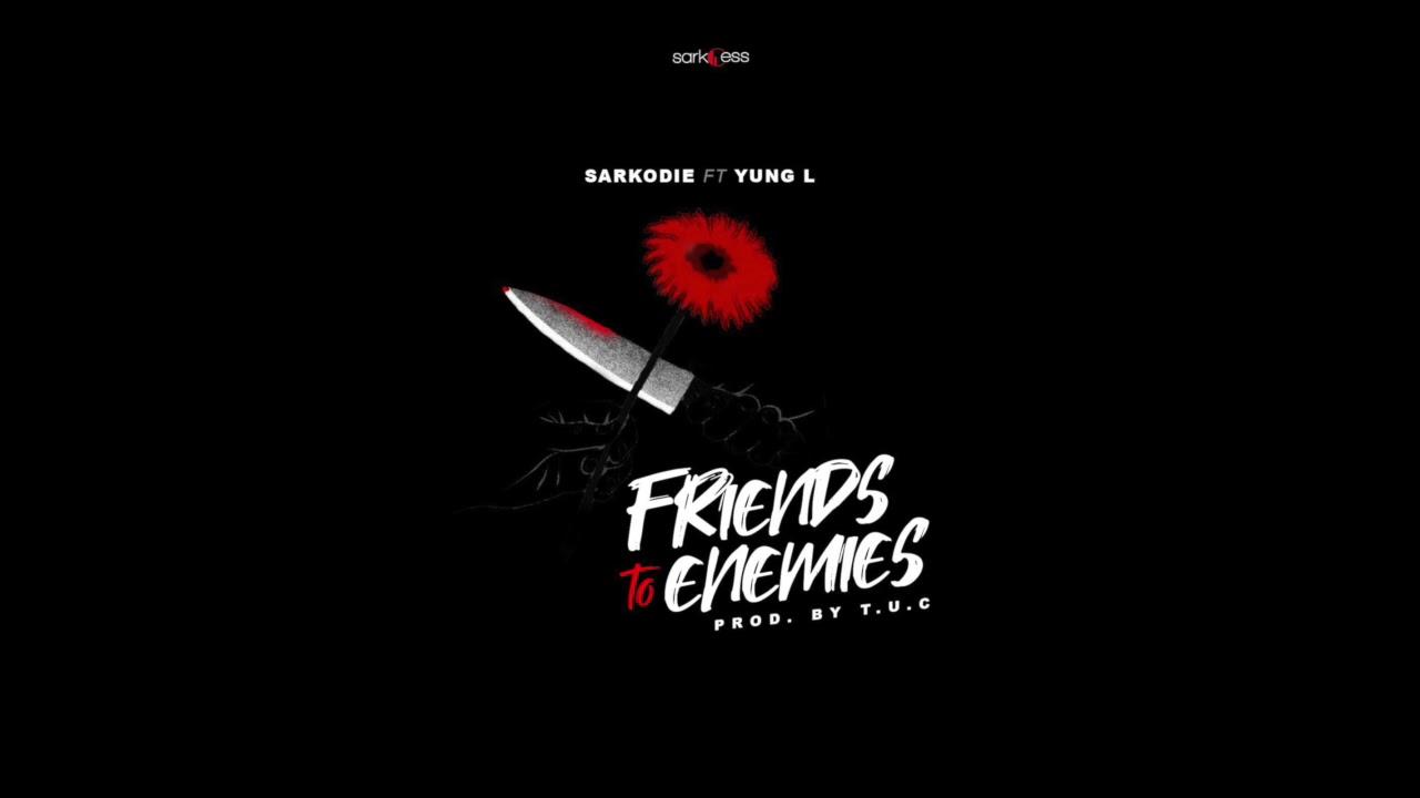 Sarkodie - Friends To Enemies ft. Yung L (Audio Slide)