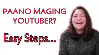 HOW TO START VLOGGING I PAANO GUMAWA NG VLOGS I VLOGGING BASICS