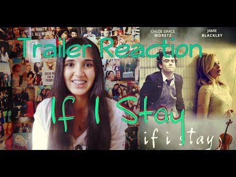 Trailer Reaction - Si decido quedarme (If I Stay)