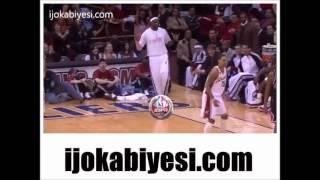 Lebron James dances to Dr Sid's Smash Single Kabiyesi