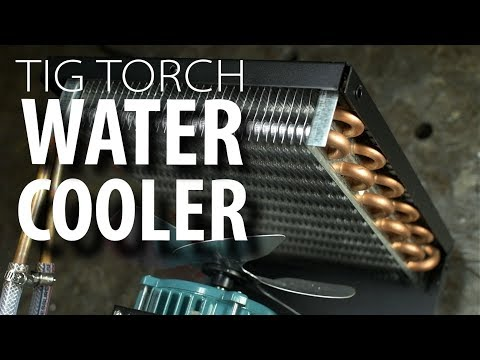 TIG Water Cooler Than I Used To Be!