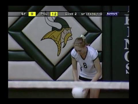 St. Francis vs Palo Alto Volleyball - 2011 September 26